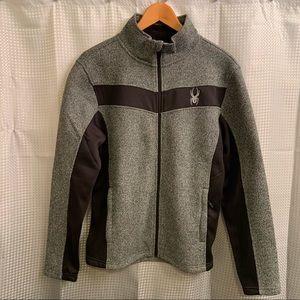 SPYDER Full Zip Stand Collar Jacket
